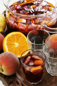 Sangria - great if it's made right