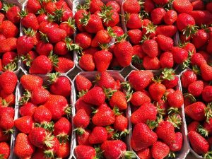 Luscious strawberries -  Nature's natural pharmacy