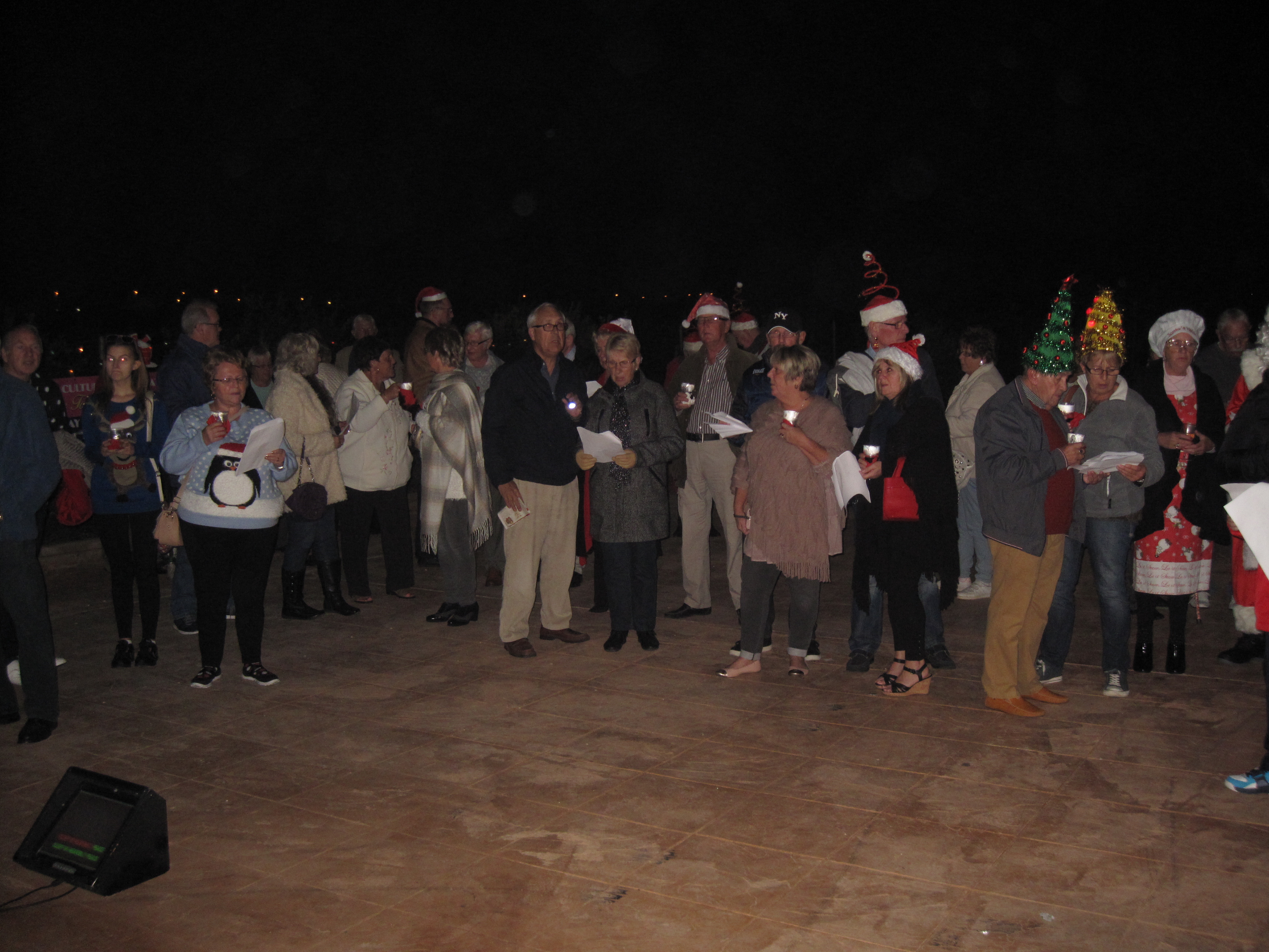 Lo Crispin Christmas party 015