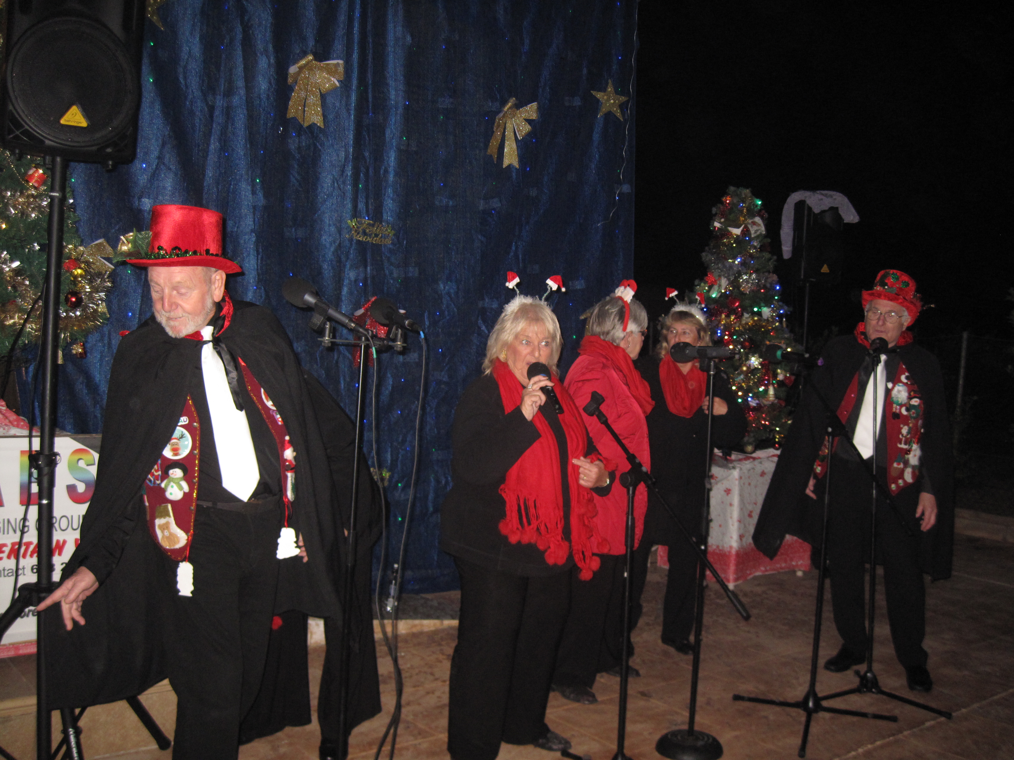 Lo Crispin Christmas party 033