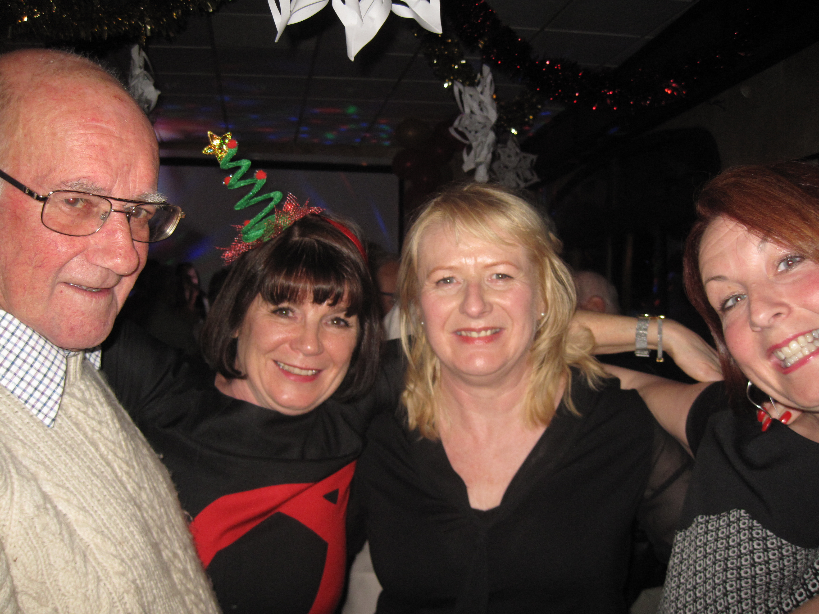Lo Crispin Christmas party 130
