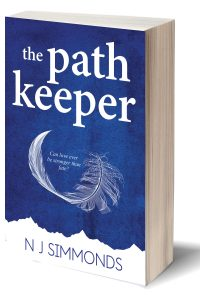 N. J. Simmonds's first novel, The Path Keeper