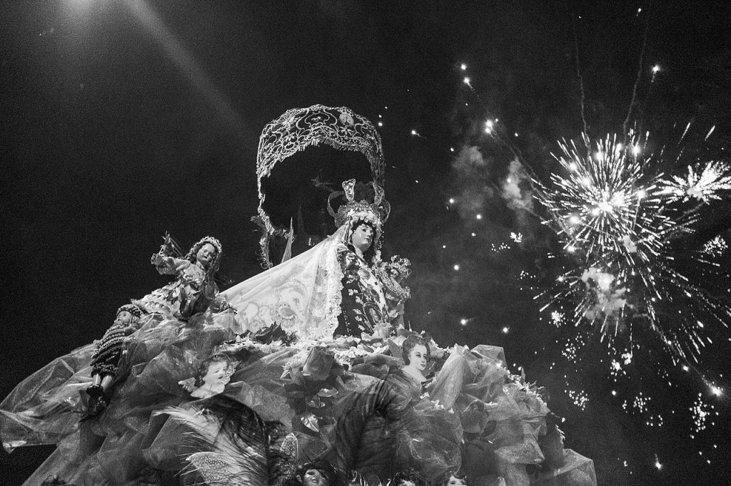Dia del Virgen del Carmen