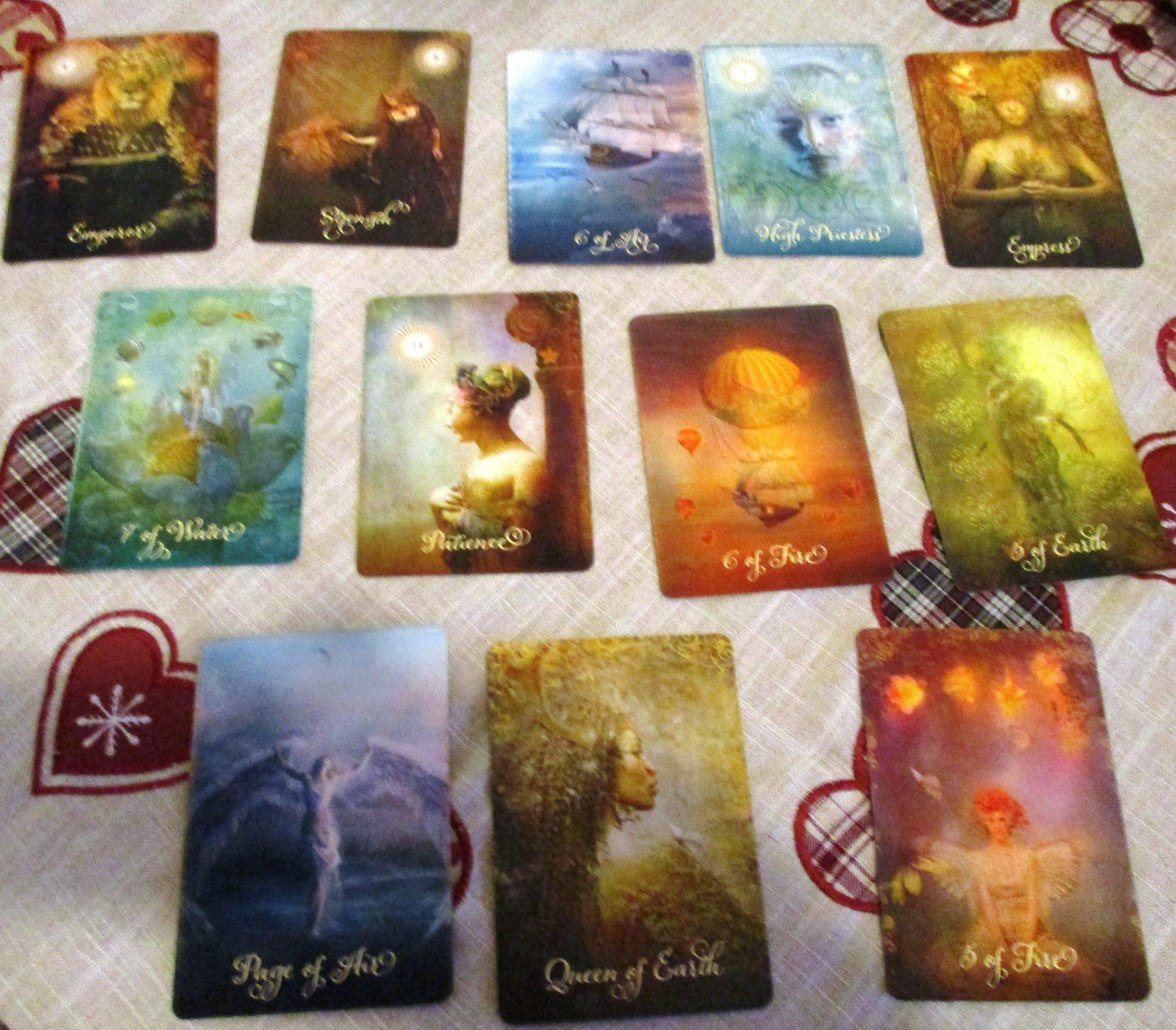 Tarot cards 007