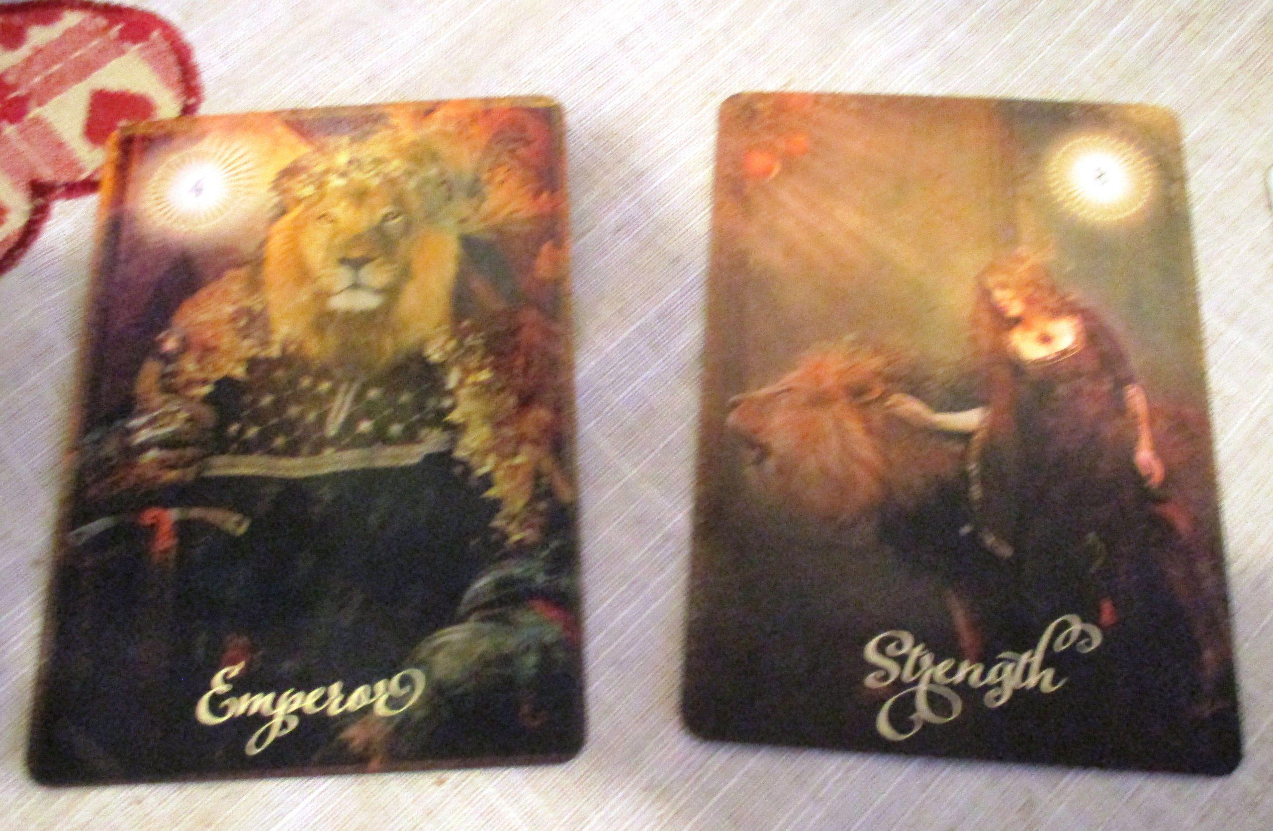 Tarot cards 008