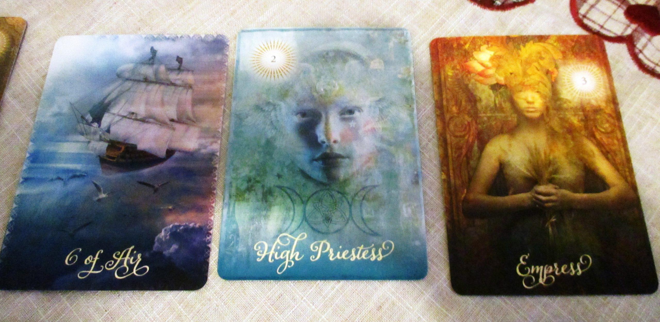 Tarot cards 009
