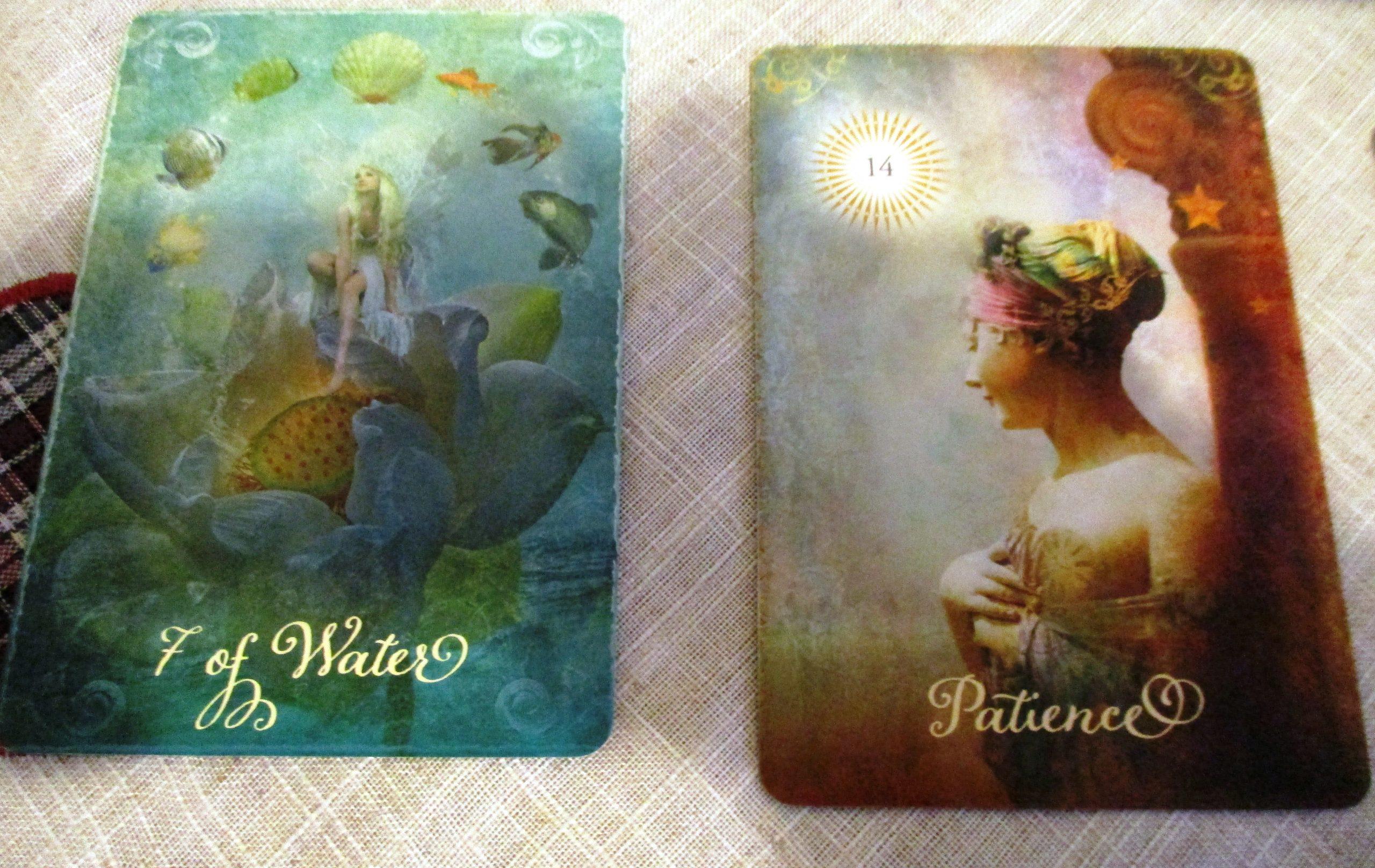 Tarot cards 010