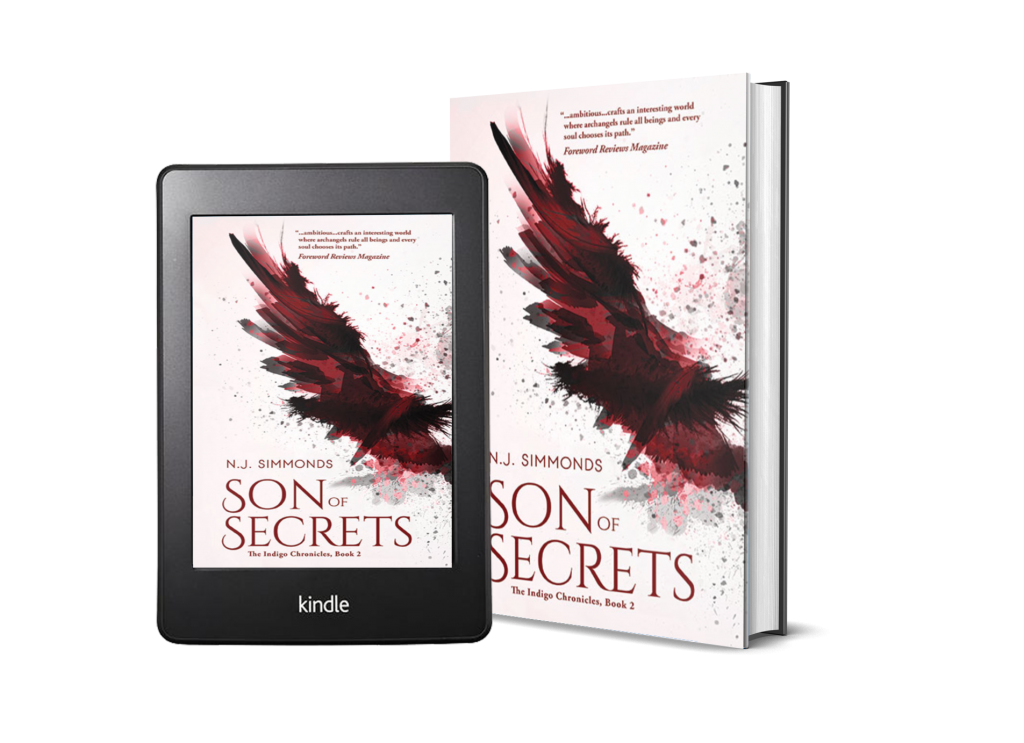 Son of Secrets by N. J. Simmonds