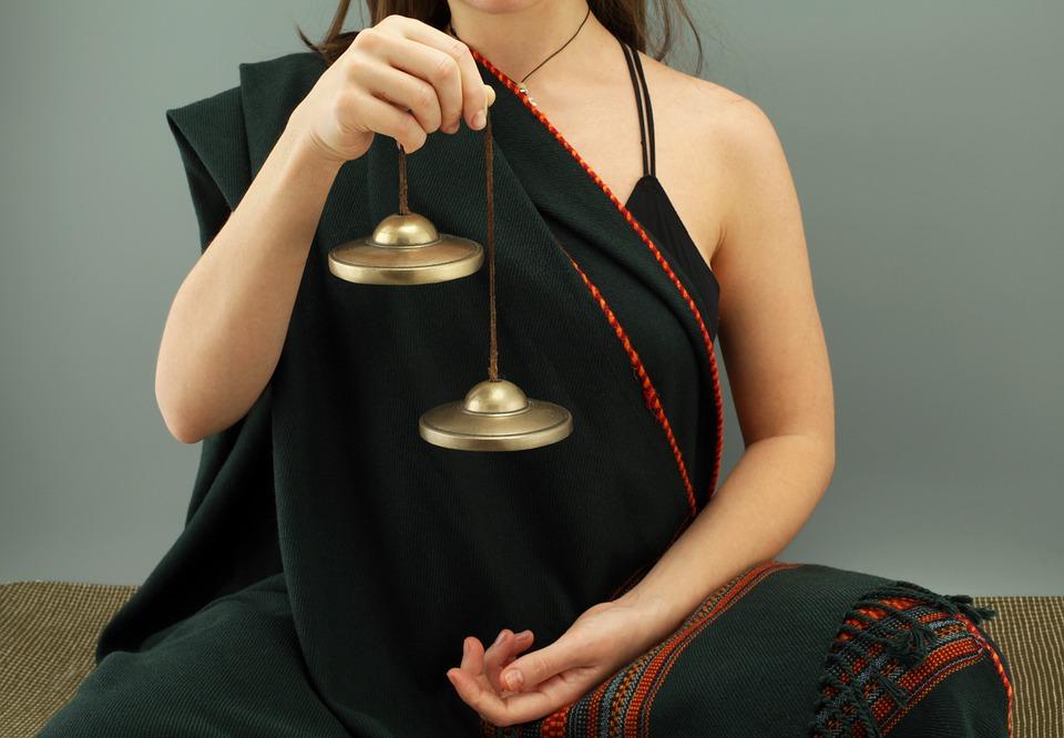 Chakra Balancing visualisation